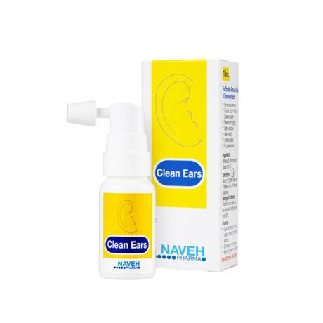 Clean Ears - Fülzsír eltávolító spray 15ml
