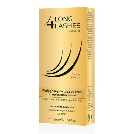 Long 4 Lashes növesztő szempillaspirál 10ml