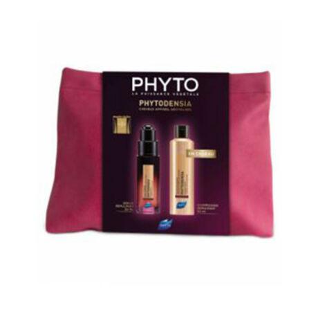 Phyto densia szett idősödő hajra - ajándék sampon+neszesszer
