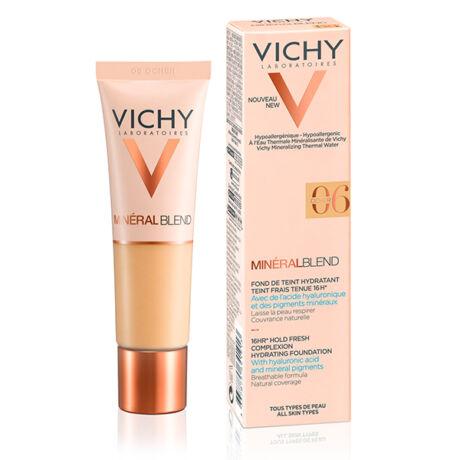 Vichy Mineralblend alapozó 06 Dune 30ml