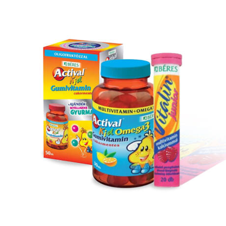 SIPO Béres Kid Immun csomag gyerekeknek