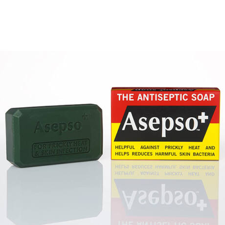 Asepso Antiseptic szappan 80g