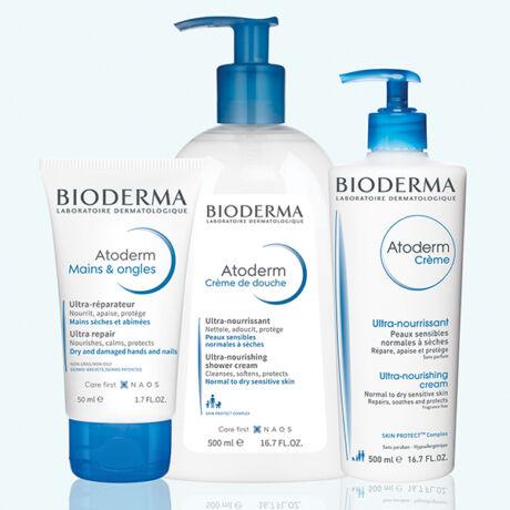 Bioderma csomag-Ápolás normál, száraz bőrre