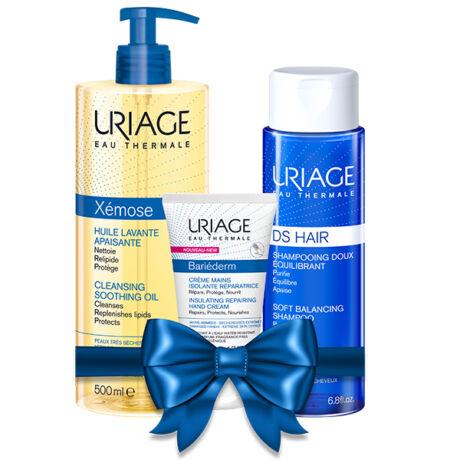 Uriage Bőrápoló Kímélő csomag