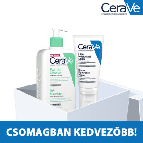 Cerave Tisztító csomag IV.