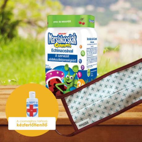 Higiéniai és Vitamin csomag Gyerekeknek - Marslakócskákkal I.