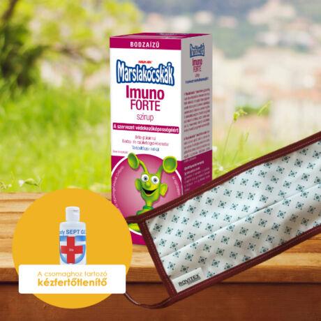 Higiéniai és Vitamin csomag Gyerekeknek Marslakócskákkal II.