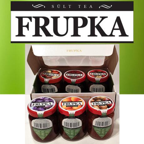 Frupka sült tea gyümölcs válogatás nagy csomag 6x