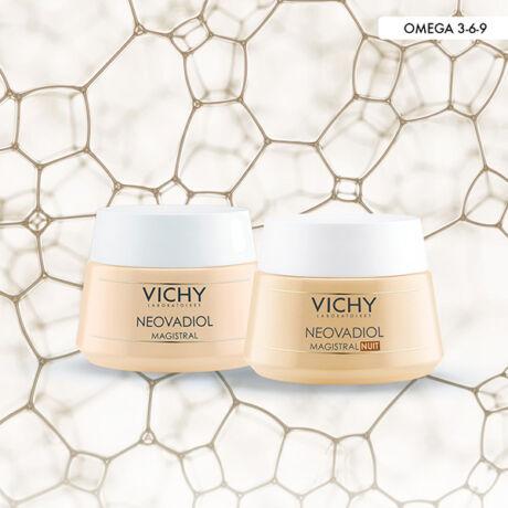 Vichy Omega 3-6-9 Duo arcápoló csomag