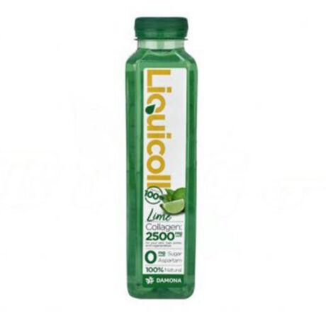 Liquicoll cukormntes kollagénital-lime (500ml)