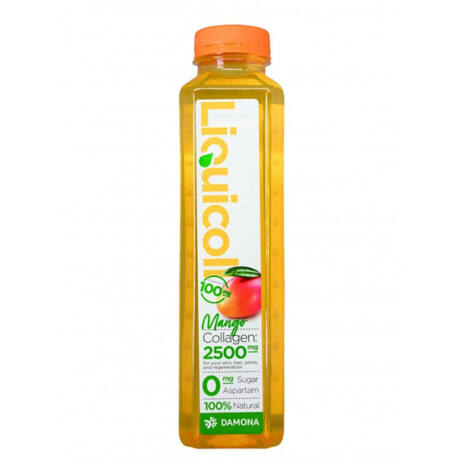 Liquicoll cukormentes kollagénital (mangó) 500ml