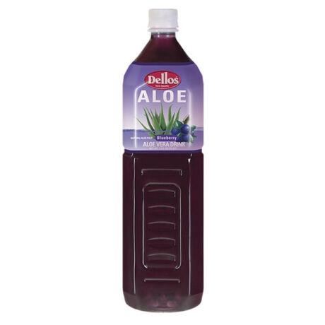Dellos Aloe Vera üdítőital, áfonyás (500ml)