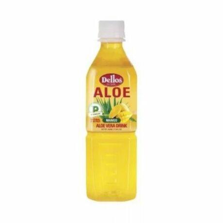 Dellos Aloe Vera üdítőital, mangó (500ml)