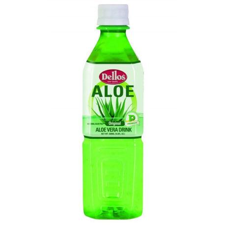 Dellos Aloe Vera üdítőital, natur (500ml)