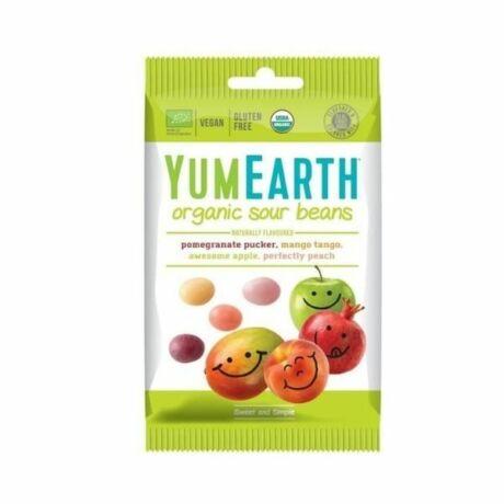 YumEarth organikus zselébab cukorkák (50g)