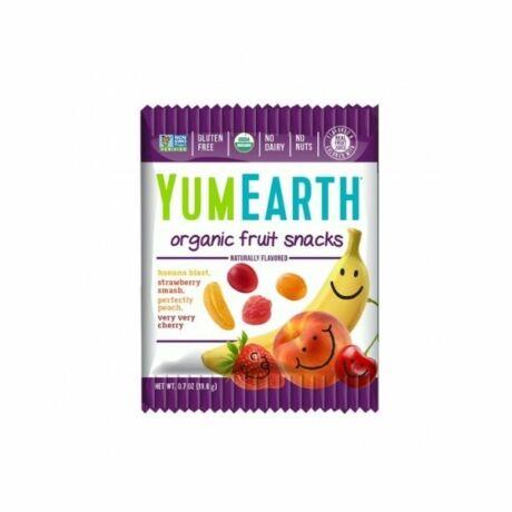 YumEarth organikus gyümölcs snack (50g)