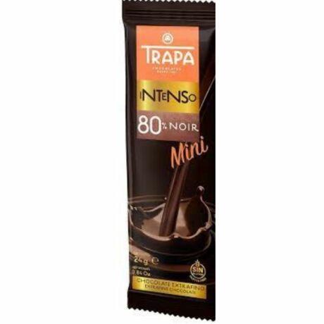 Trapa Intenso mini étcsokoládé 80% (20g)