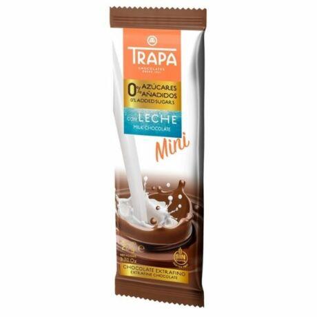 Trapa Intenso mini tejcsokoládé (20g)