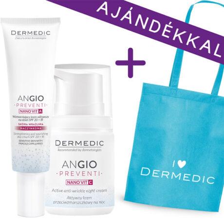 Dermedic Angio Erősítő ajándékcsomag