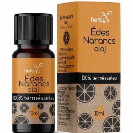 Herby's Édesnarancs olaj (10ml)