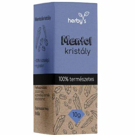 Herby's Menthol kristály (10g)