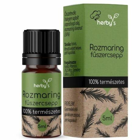 Herby`s Rozmaring fűszercsepp (5ml)