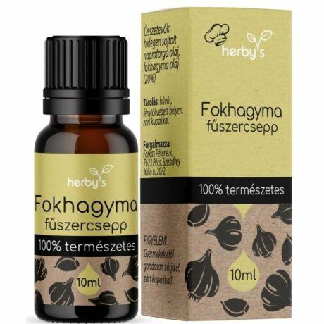 Herby's Fokhagyma fűszercsepp (10ml)