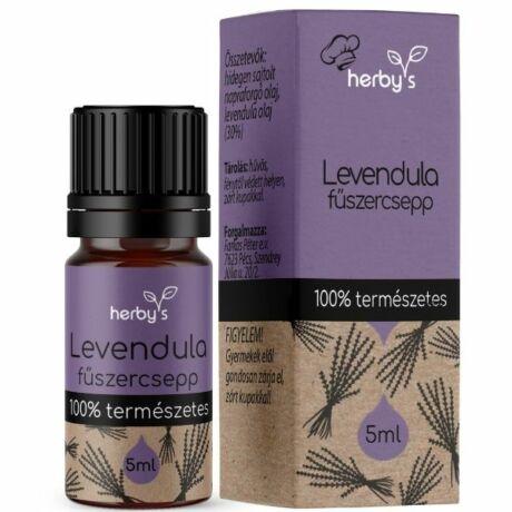 Herby's Levendula fűszercsepp (5ml)