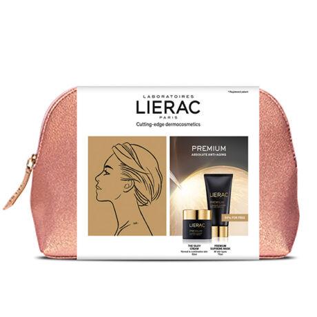 Lierac Premium teljeskörű anti-aging szett