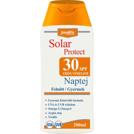 JutaVit Apotheke Solar SPF 30 naptej 200ml