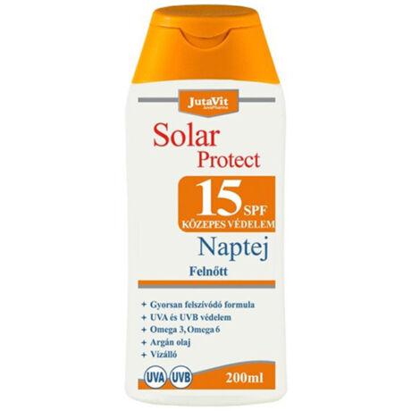JutaVit Apotheke Solar SPF 15naptej 200ml