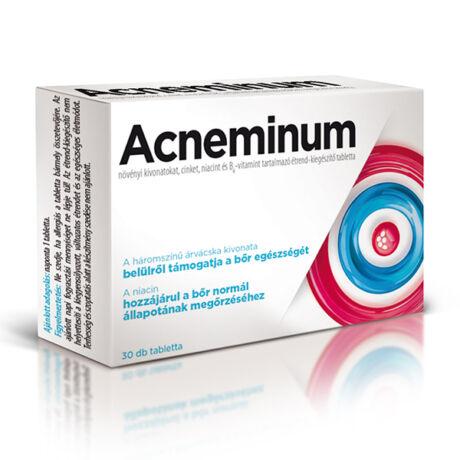 Acneminum étrend-kiegészítő tabletta 30x
