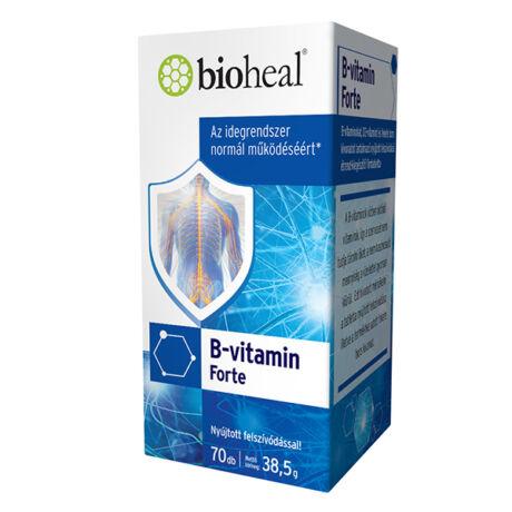 Bioheal B-vitamin Forte filmtabletta 70x