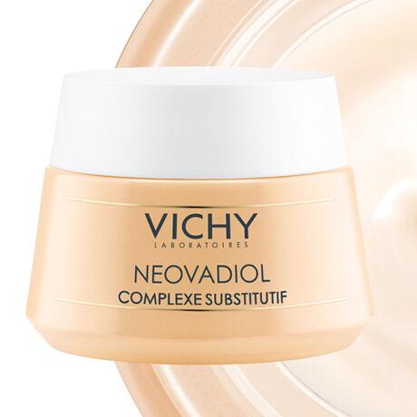 Vichy Neovadiol Compensating Complex arckrém norm/komb. bőrre 75ml