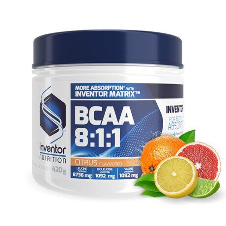 Inventor Nutrition BCAA 8:1:1 citrus 420g