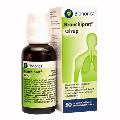 Bronchipret szirup (50ml)