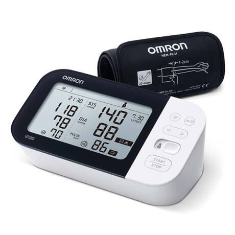 Omron M7 Intelli it Digitális vérnyomásmérő