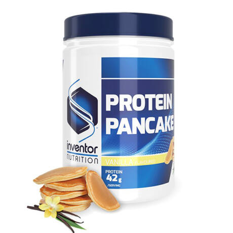 Inventor Nutrition Protein pancake vanília 500g - KÖZELI LEJÁRAT