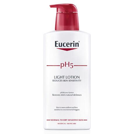 Eucerin pH5 extra könnyű, hidratáló testápoló 400 ml