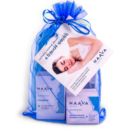 NAAVA Aqua Moments Night Spa csomag