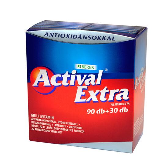 Actival Extra filmtabletta 90+30x
