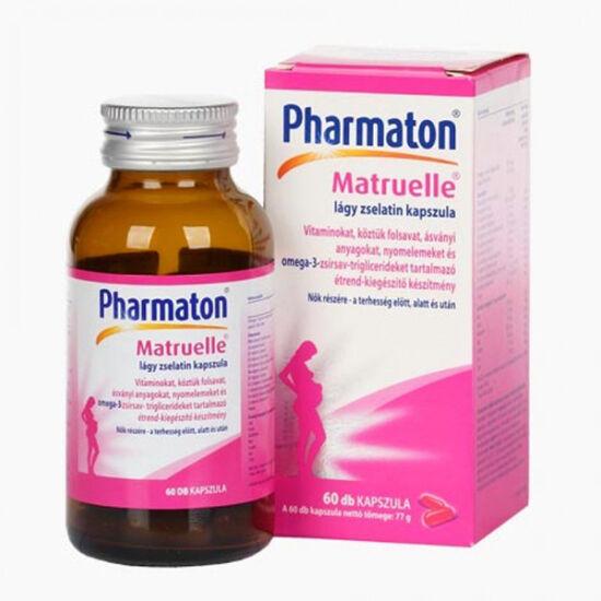 Pharmaton Matruelle lágy zselatin kapszula