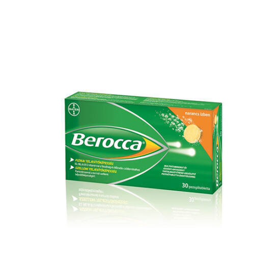 Berocca pezsg?tabletta (30x)