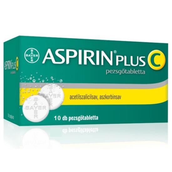 Aspirin + C pezsgőtabletta (10x)