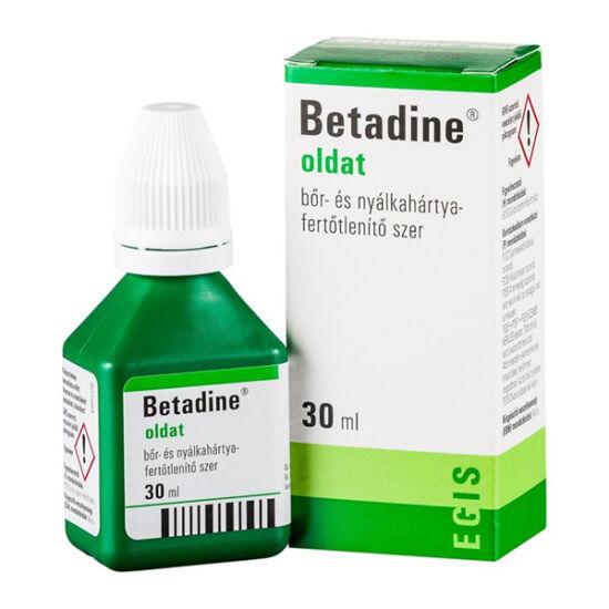 Betadine oldat (30ml)