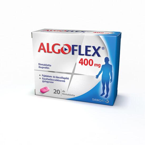 ALGOFLEX 400 mg filmtabletta (20x)
