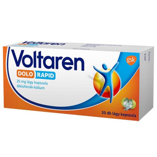 Voltaren Dolo 25 mg lágy kapszula