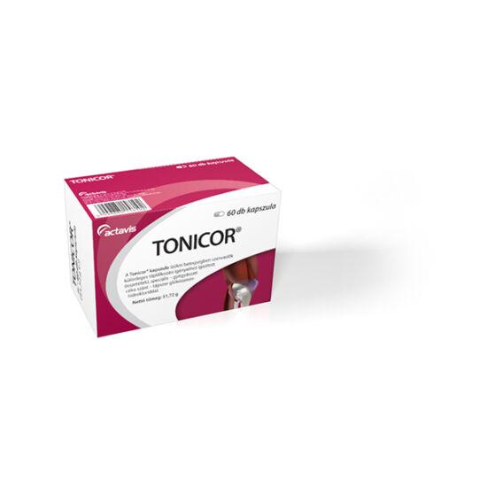 Tonicor 625 mg kemény kapszula 60x