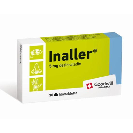 Inaller 5 mg filmtabletta