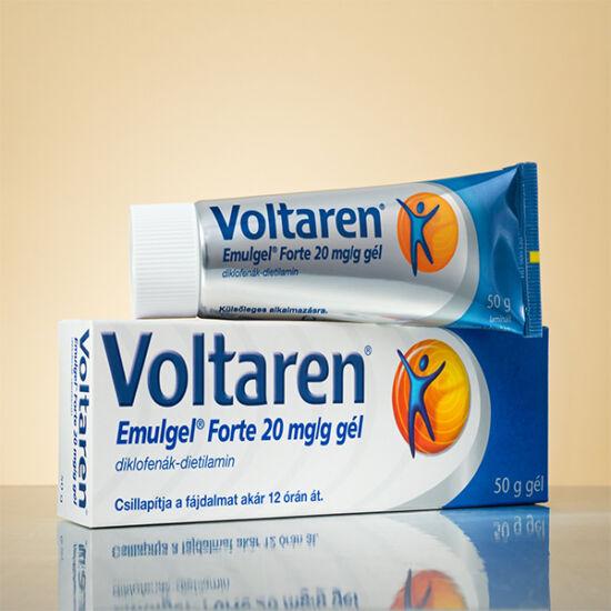Voltaren Emulgel Forte 20 mg/g gél 50g